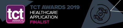 Finalist TCT Healthcare Application Awards 2019